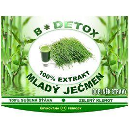 Bio-Detox !Výprodej! Mladý ječmen 200g - 100% extrakt z vylisované šťávy.