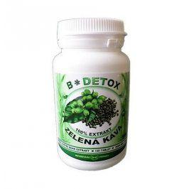 Bio-Detox !Výprodej! Zelená káva Green Coffee 5000mg 60 tablet