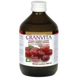 Pharma Active Cranvita šťáva z brusinek s výt. z petržele 0,5 l