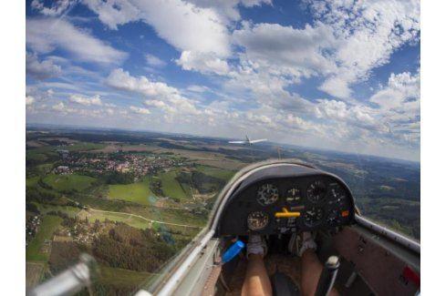 Zážitek - Vyhlídkový let větroněm pro milovníky letadel - Jihomoravský kraj Lety větroněm