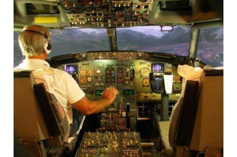 Zážitek - Profesionální letový simulátor - Praha