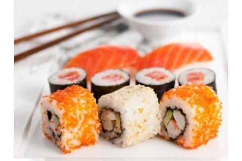 Zážitek - Degustační menu - SUSHI - Praha Degustace jídla a alkoholu