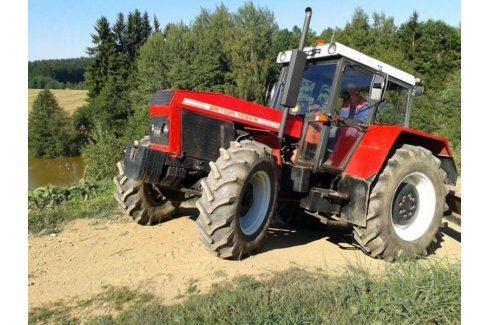 Zážitek - Offroadová jízda traktorem - Vysočina Netradiční jízdy