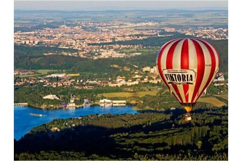 Zážitek - Let historickým balónem - Jihomoravský kraj Lety balónem