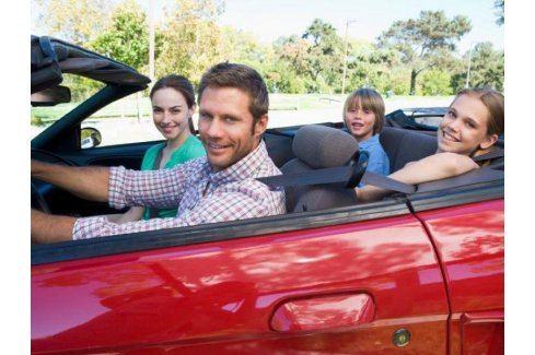Zážitek - Školení bezpečné jízdy pro rodiny - Ústecký kraj Škola smyku