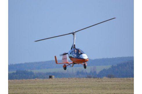 Zážitek - Pilotem vírníku na zkoušku - Plzeňský kraj Pilotem na zkoušku
