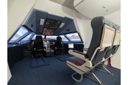 Zážitek - Letecký simulátor Airbus A320 vs. Boeing 737 - Praha Letecké simulátory a trenažéry