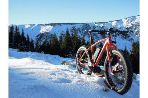 Zážitek - Jízda na sněhu na fatbike - Královéhradecký kraj Netradiční jízdy