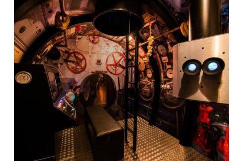 Zážitek - Simulátor ponorky U-BOAT - Praha