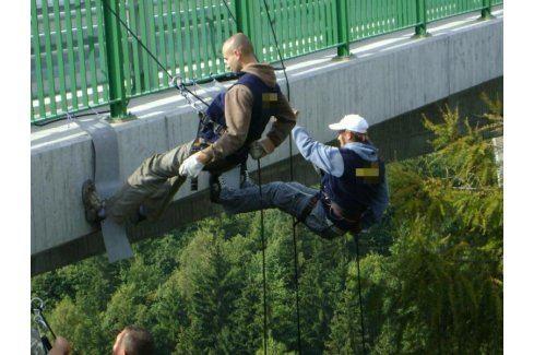 Zážitek - Slaňování z mostu a věže - Liberecký kraj Lezení