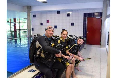 Zážitek - Ochutnávka potápění ve věži - Liberecký kraj Potápění
