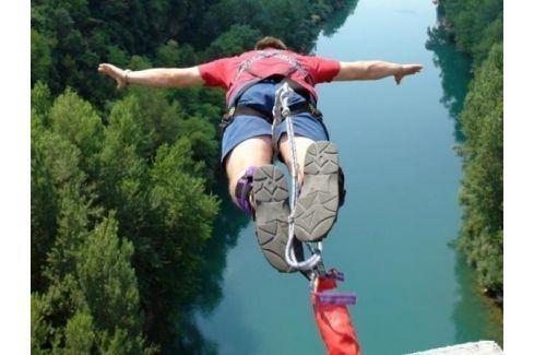 Zážitek - Bungee jumping z nejvyššího mostu ČR - Ústecký kraj Bungee jumping