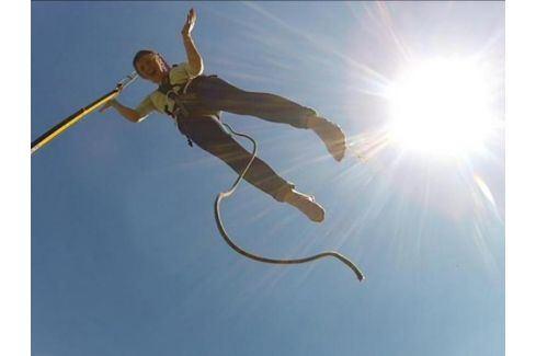 Zážitek - Vystřelení z katapultu jako nezapomenutelný zážitek - Praha Bungee jumping