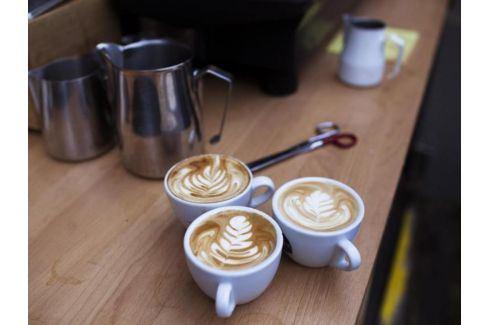 Zážitek - Latte art - Liberecký kraj Barmanské a baristické kurzy
