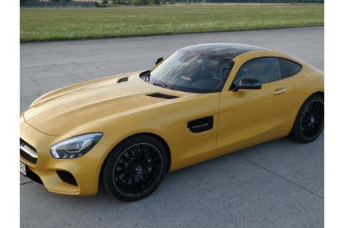 Zážitek - Jízda v Mercedesu AMG GTS V8 Biturbo - Středočeský kraj