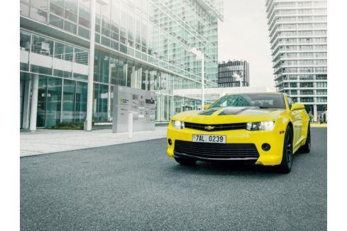 Zážitek - Pronájem supersportu Chevrolet Camaro - Praha Půjčení supersportu