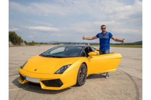 Zážitek - Jízda v Lamborghini Gallardo LP 560 v Čechách - Praha Jízda v supersportu
