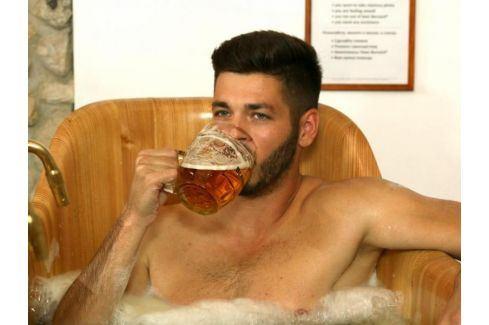 Zážitek - Pivní koupel s neomezenou konzumací piva Bernard - Praha Pivní lázně