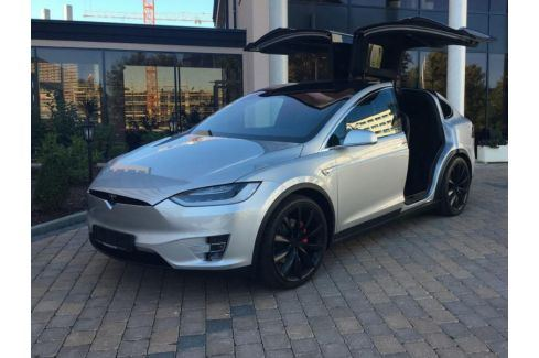 Zážitek - Zážitková jízda elektromobilem Tesla X - Liberecký kraj Pánská jízda
