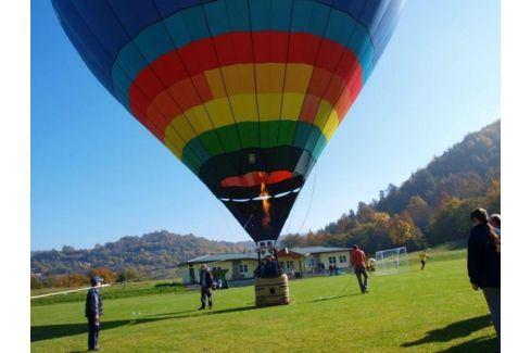 Zážitek - Vyhlídkový let malým balónem - Moravskoslezský kraj Lety balónem