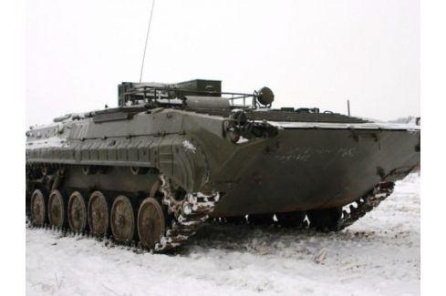 Zážitek - Jízda obrněným transportérem BVP - Jihomoravský kraj Jízda tankem