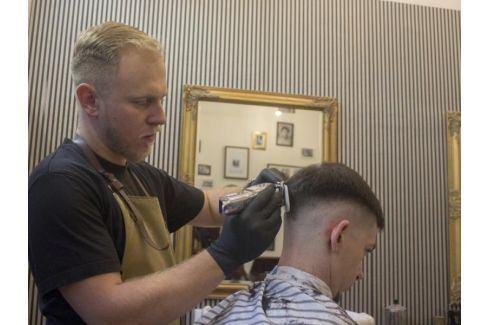 Zážitek - Barber Shop - Praha Gentleman