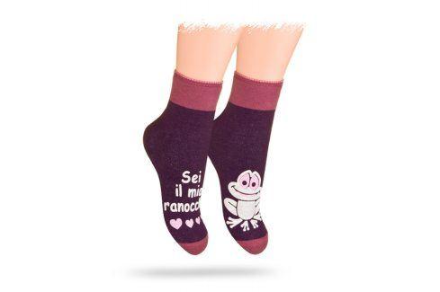 WOLA Ponožky ŽÁBA Velikost: 24-26