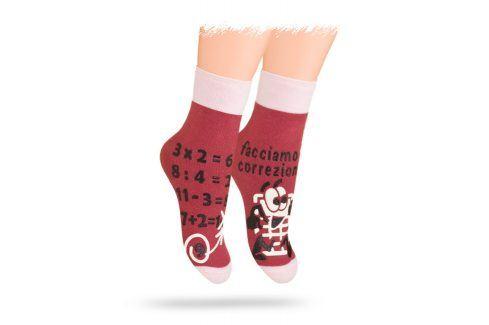 WOLA Ponožky POČÍTÁNÍ Velikost: 21-23 Dětské oblečení