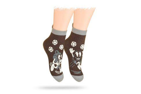 WOLA Ponožky FOTBAL Velikost: 21-23 Dětské oblečení