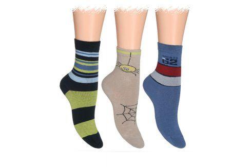 WOLA Dětské ponožky ABS 2 + 1 ZDARMA Velikost: 30-32 Dětské oblečení