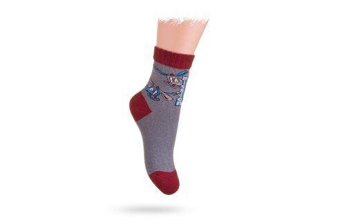 WOLA Dětské ponožky vzor VRTULNÍKY Velikost: 21-23 Dětské oblečení