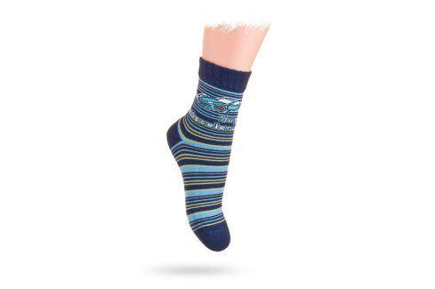 Ponožky WOLA vzor SPORŤÁK Velikost: 21-23 Dětské oblečení