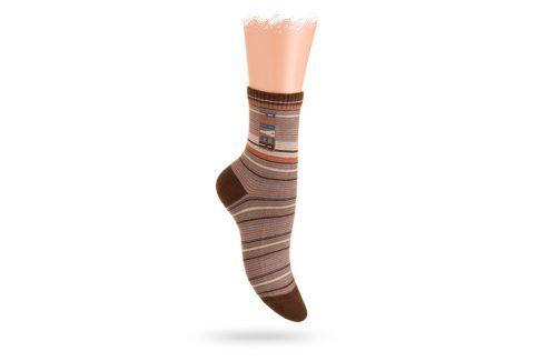 WOLA ponožky se vzorem PLAYER Velikost: 36-38 Dětské oblečení