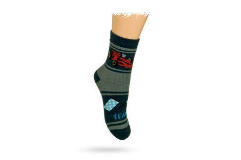 GATTA TERMO ponožky vzor FORMULE Velikost: 21-23 Dětské oblečení