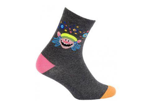 GATTA Dětské ponožky TROLLOVÉ Velikost: 21-23 Dětské oblečení