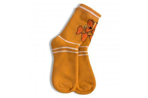 GATTA Dětské termo ponožky vzor KAČER Velikost: 27-29 Dětské oblečení