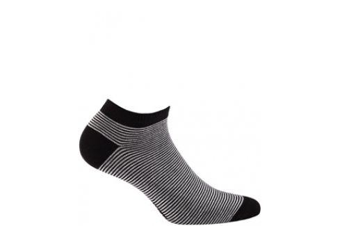 Kotníkové ponožky WOLA PROUŽKY Velikost: 33-35 Dětské oblečení