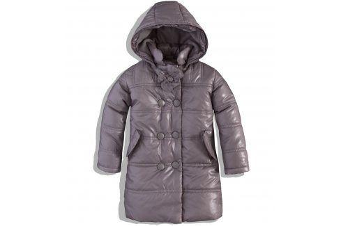 Dívčí zimní kabátek DIRKJE šedý Velikost: 62 Kojenecké kabátky, bundy a vesty