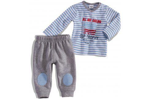 Chlapecký kojenecký set DIRKJE Velikost: 62 Kojenecké soupravy