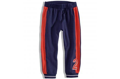 DIRKJE Kojenecké tepláky SEA CREW modré Velikost: 80 Kojenecké kalhoty a šortky