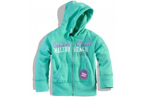 DIRKJE Dětská mikina BEACH CLUB Velikost: 56 Kojenecké mikiny a svetry
