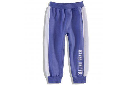 Dětské tepláky Dirkje BEACH CLUB fialové Velikost: 92 Dětské kalhoty