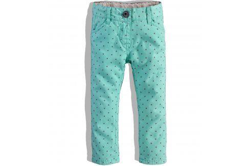 Dívčí zateplené džíny DIRKJE Velikost: 56 Kojenecké kalhoty a šortky