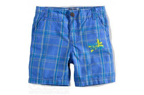 Chlapecké šortky BOYSTAR KOSTKA modré Velikost: 116 Dětské šortky