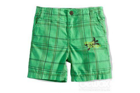 Chlapecké šortky BOYSTAR zelené Velikost: 140 Dětské šortky