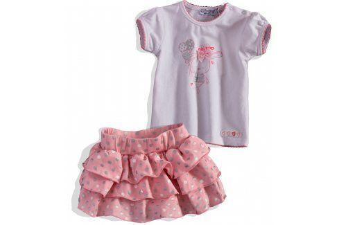 Dívčí kojenecký set DIRKJE Velikost: 62 Kojenecké soupravy