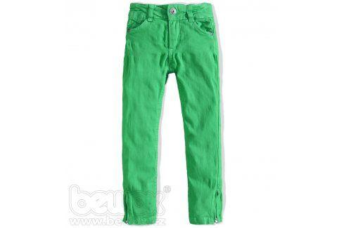 Dívčí barevné džíny GIRLSTAR zelené Velikost: 92-98 Dětské kalhoty