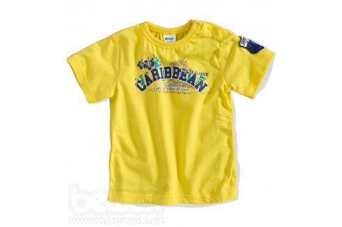 DIRKJE Kojenecké tričko s nápisem Velikost: 62 Kojenecká trička a košilky