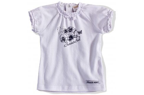 Dívčí tričko DIRKJE Velikost: 74 Kojenecká trička a košilky