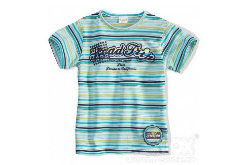 Dětské tričko krátký rukáv DIRKJE Velikost: 56 Kojenecká trička a košilky